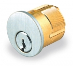 GMS Industries M118SC Mortise Cylinder